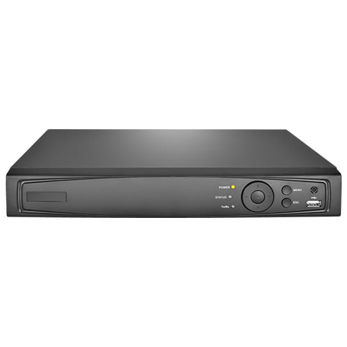 8CH HD-TVI DVR
