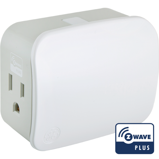 GE Z-Wave Plus Plug-in Smart Dimmer
