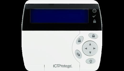 Protégé Alphanumeric LCD Keypad