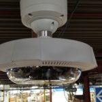 Axis P3708-PE Multi sensor Multi directional Network camera